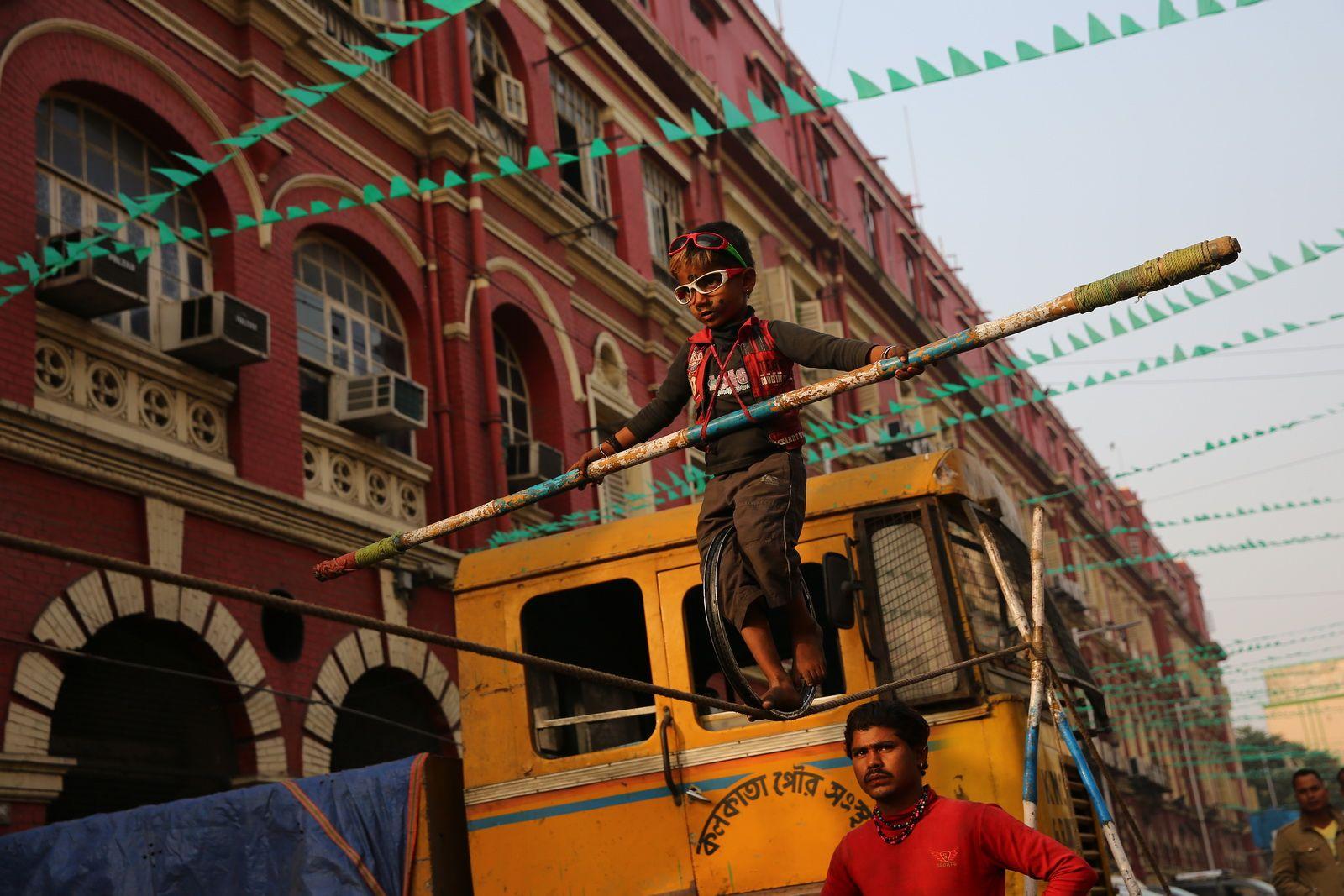 Kalkata, Indie / Kolkata, India